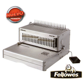 Encuadernadora de Canutillo Fellowes Orion E-500